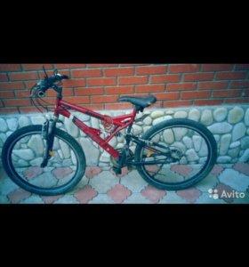 Горный велосипед .