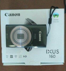 Камера 20мп Canon Ixus 160
