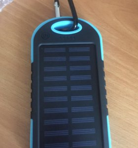 Портативный аккумулятор на солнечной батарее