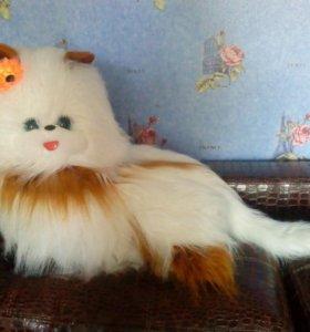Мягкая кошка