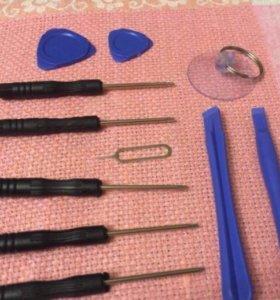 Инструменты для ремонта iPhone, ремонт айфона .