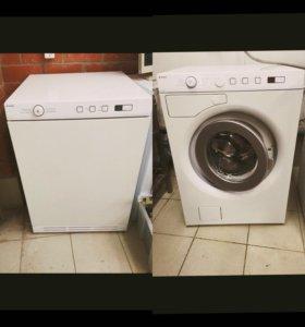 ASKO(Швеция) стиральная и сушильная машина комплек