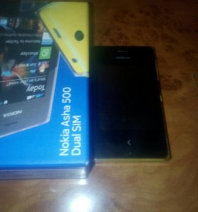 Nokia asha500