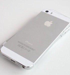 ✅Айфон 5s silver (белый)