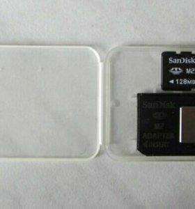 Карта памяти Sony M2