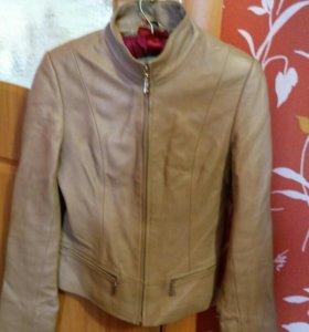 Куртка. Натуральная кожа