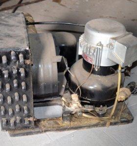 Ансихронный двигатель