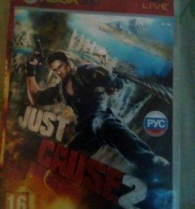 Just Cause 2 на xbox 360