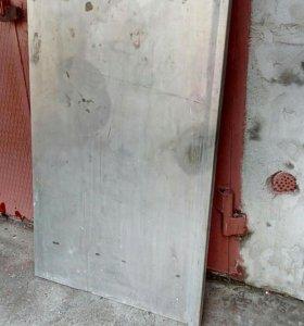 Стол разделочный металический