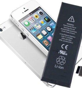 Аккумуляторы для  всех iPhone