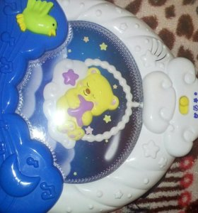 Детский ночник пректор