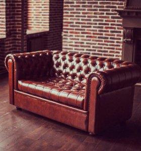 Диван кресло честер chester \ chesterfield