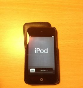 iPod touch 4 black