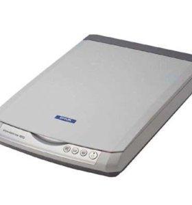 Сканер Epson 1670