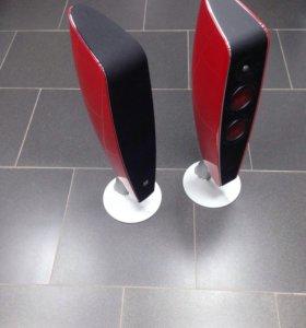 Dali Fazon F5 red