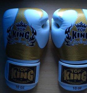 Боксерские перчатки Top King Empower creativity