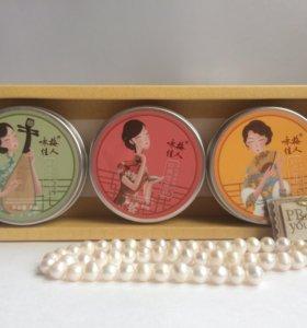 Подарочные наборы кремов из Шанхая