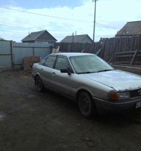 AUDI-80 1987г.в.