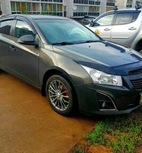 Chevrolet Cruze 1,6 AT