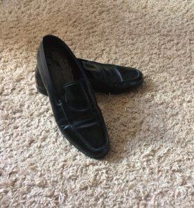Мужские туфли PRADA оригинальные
