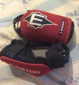 Детские хоккейные налокотники Easton s1 stealth