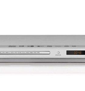 DVD плеер BBK DV-816X Silver
