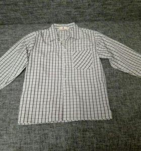 Лёгкая стильная рубашка