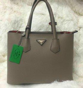 Женская сумка прада prada новая купить сумку