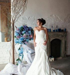 Свадебное платье продаю срочно!
