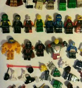 Лего минифигурки от 30 до 250