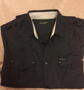 Рубашки Dolce Gabbana, H M, Uni qlo
