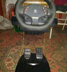 Руль Momo Racing