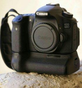 Canon 60D+объектив Sigma 18-200