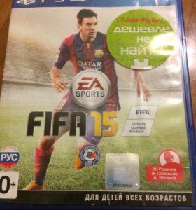 FIFA 15 на PlayStation 4
