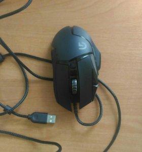 Мышь Logitech Gaming Mouse G502