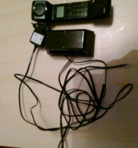 Стационарный телефон беспроводной.Swissvoice ePure