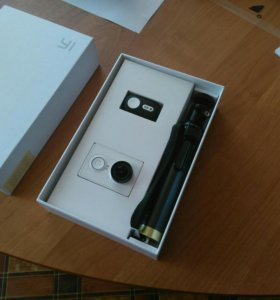 Экшн камера Xiaomi YI travel edition