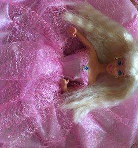Earring magic Barbie 1992 г.Кукла Барби 90-х