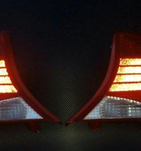 Фары задние на Форд фокус1 пара