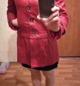 Летний плащ-куртка