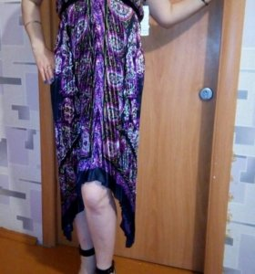 Летнее платье, красивый фасон