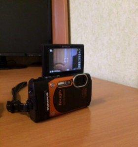 Фотоаппарат olympus stylis TG-860