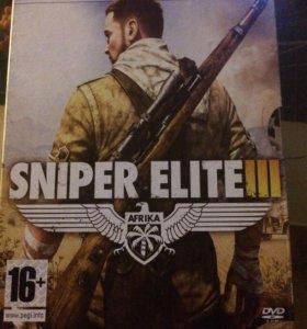 Компьютерная игра Sniper Elite 3