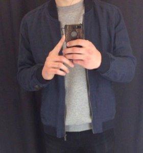 Куртка-бомбер (тонкая)