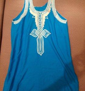 Новое платье,сарафан