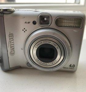 Фотоаппарат Canon A520