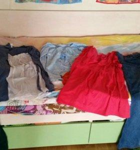 Пакет одежды для беременных и бандаж