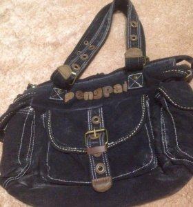 Новая джинсовая сумка
