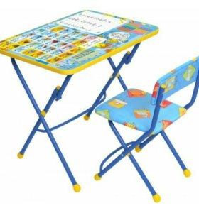 Комплекты детской мебели Никки Первоклашка