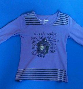 Блузка на девочку 9 лет